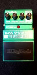 Pedal bass synthy digitech