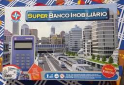Banco Imobiliário semi novo