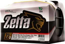 Queima Bateria Zetta 60 amperes