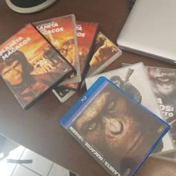 Planeta Dos Macacos (coleção 7 Filmes)
