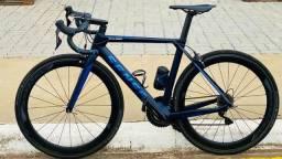 Vende-se Bike Speed Sense Vortex 2020 carbon Semi-Nova