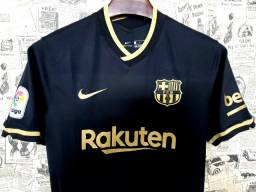 Camisa Barcelona 2020-21 (Away-Uniforme 2