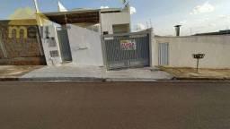 Casa com 3 dormitórios para alugar, 180 m² por R$ 1.500,00/mês - Jardim Bongiovani - Presi