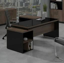 Título do anúncio: mesa mesa mesa mesa presidente em L