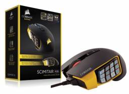 Mouse Gamer Scimitar Corsair Pro Rgb 18000 Dpi Moba/mmo