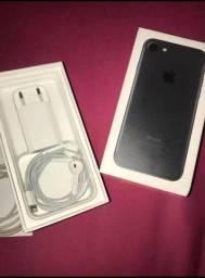 iPhone 7 32 gb Com Caixa e carregador