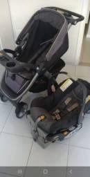 Conjunto Carrinho + bebê conforto - Chicco