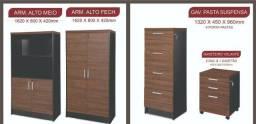 Título do anúncio: armario de escritorio madeira