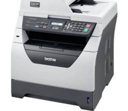 Impressora a lazer brother dcp-8070d