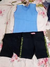 Combo roupas infantis