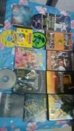 Capas com encartes DVD diversos