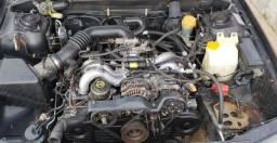 Pecas do motor subaru impreza 1.8 93 automático