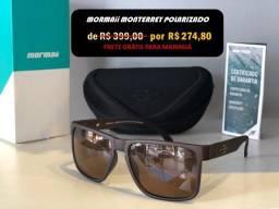 Óculos de Sol Mormaii Monterrey Polarizado só 3x de R$ 92 + frete Grátis para Maringá