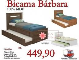 Bicama Bárbara/ Frete à consultar