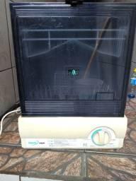 Lava louça enxuta 6 serviço 110 volts