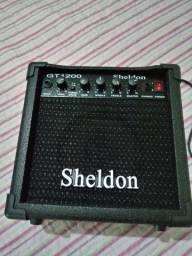 Caixa Amplificador de Estudo Guitarra