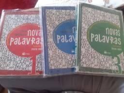 Livros De Língua Portuguesa (Novas Palhavras) nova edição  Ensino Médio
