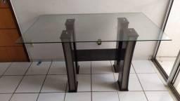Tampão de mesa de jantar retangular