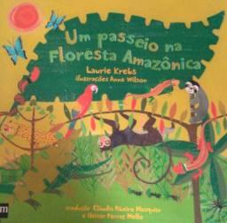 Livro ''Um passeio na Floresta Amazônica''