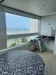 Apartamento em Salinas de frente para a praia maçarico