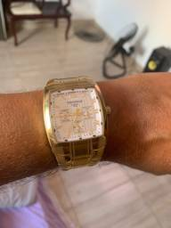 Vendo relógio technos legacy dourado