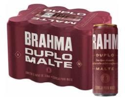 Brahma Duplo Malte pack 12 Latas 350ml
