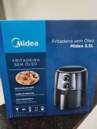 Air Fryer Midea - na caixa nunca usada