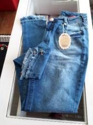 Calças jeans Edex