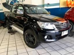 Toyota Hilux SRV 2.7 VVT-i (Flex) Zerada - 2015