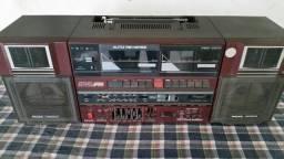 Rádio toca fitas PHILCO PMS-550 D itaguai 21 9 7723 3349