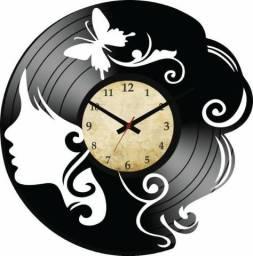 Relógio de parede Menina