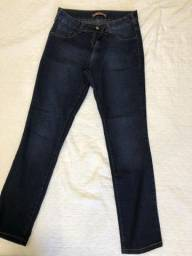 b1f8533ac48 Calça jeans feminina 40