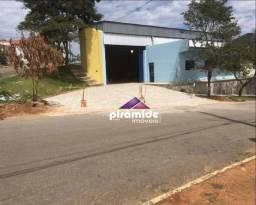 Galpão à venda, 550 m² por R$ 650.000,00 - Residencial Paraíso - Paraisópolis/MG