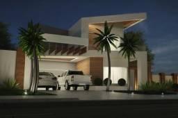 Casa no Terras Alphaville, 04 suítes, 03 salas, próxima a área de lazer. (na planta)