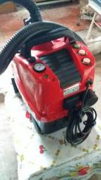 Máquina de higienização a vapor a seco