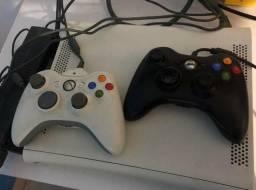 Xbox 360 aceito cartão.