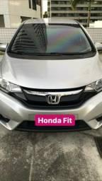 Honda - Fit EX 1.5 Automático CVT 2016 - 2016
