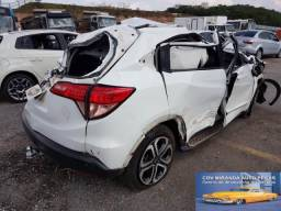 Sucata Honda HRV 2016 - Motor Câmbio Peças Usadas Acessórios - CDV Credenciado