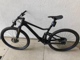 Bicicleta session craton 29 full tamanho 19 zero