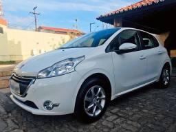 Peugeot 208 1.5 Com Apenas 45.000 Km Rodados (Estado de 0Km) - 2016