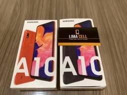 Samsung A10 32GB, Novo/Lacrado, Display Infinito, Nota Fiscal e Garantia