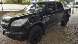 S 10 Diesel 4X4 Automática, pintura sem arranhões e toda original, em perfeito estado - 2014
