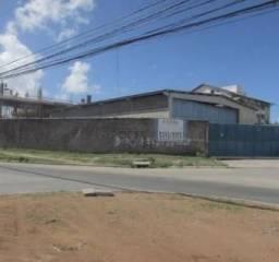 Galpão/depósito/armazém para alugar em Lauro de freitas, Lauro de freitas cod:ga00013