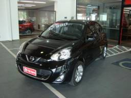 NISSAN MARCH 1.0 SV 16V FLEX 4P MANUAL - 2015