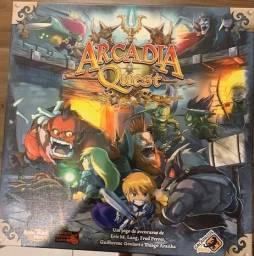 Jogo de Tabuleiro Arcadia Quest