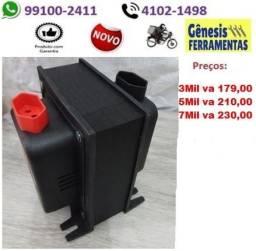 Transformador de energia 110v e 220v 3000 5000 700 entrega grátis domicilio