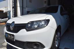 Renault sandero 2017 1.0 authentique 16v flex 4p manual - 2017