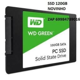 Ssd 120gb western digital novo