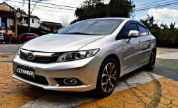 New Civic 2013 lxs impecável - 2013