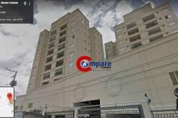 Apartamento com 2 dormitórios à venda, 66 m² **leilão caixa** - limão - são paulo/sp
